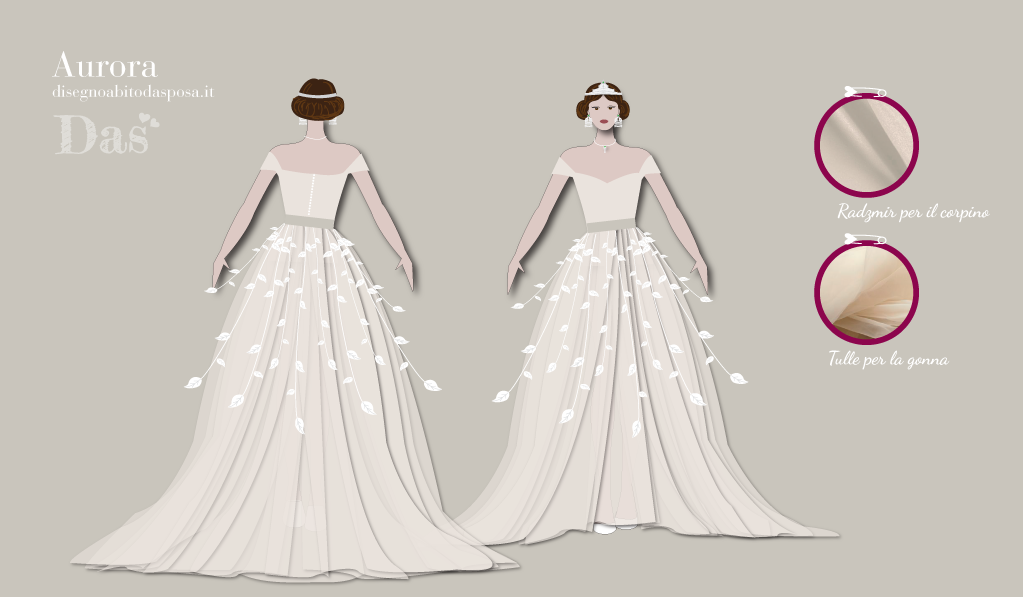 Aurora, per una sposa principessa