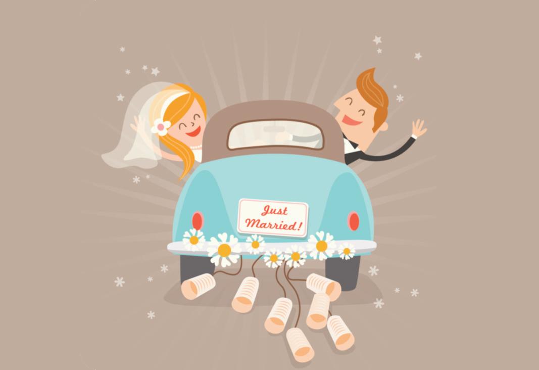 Frasi Matrimonio Viaggio Di Nozze.Il Biglietto Per Le Partecipazioni Di Matrimonio Con Iban