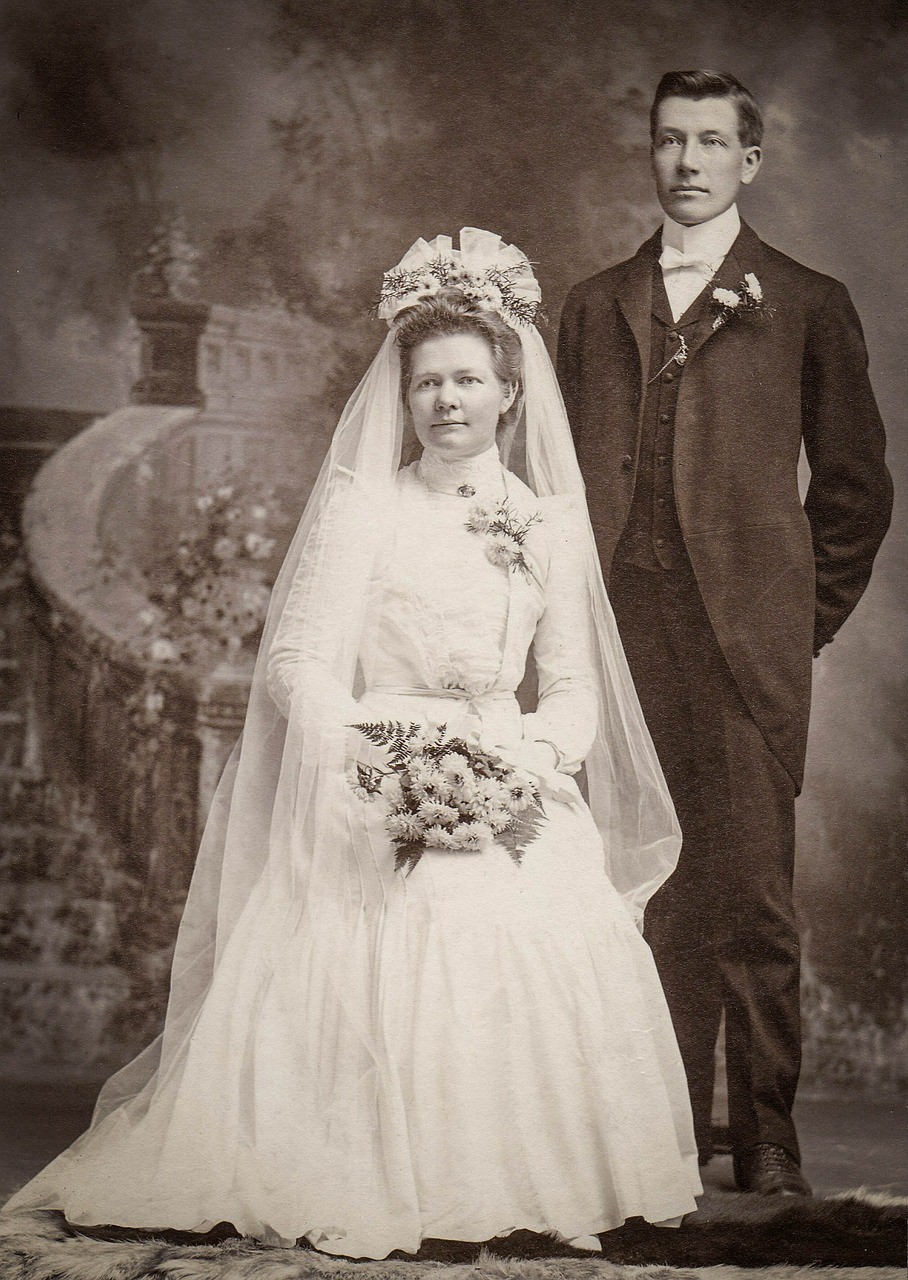 la storia del bouquet sposa