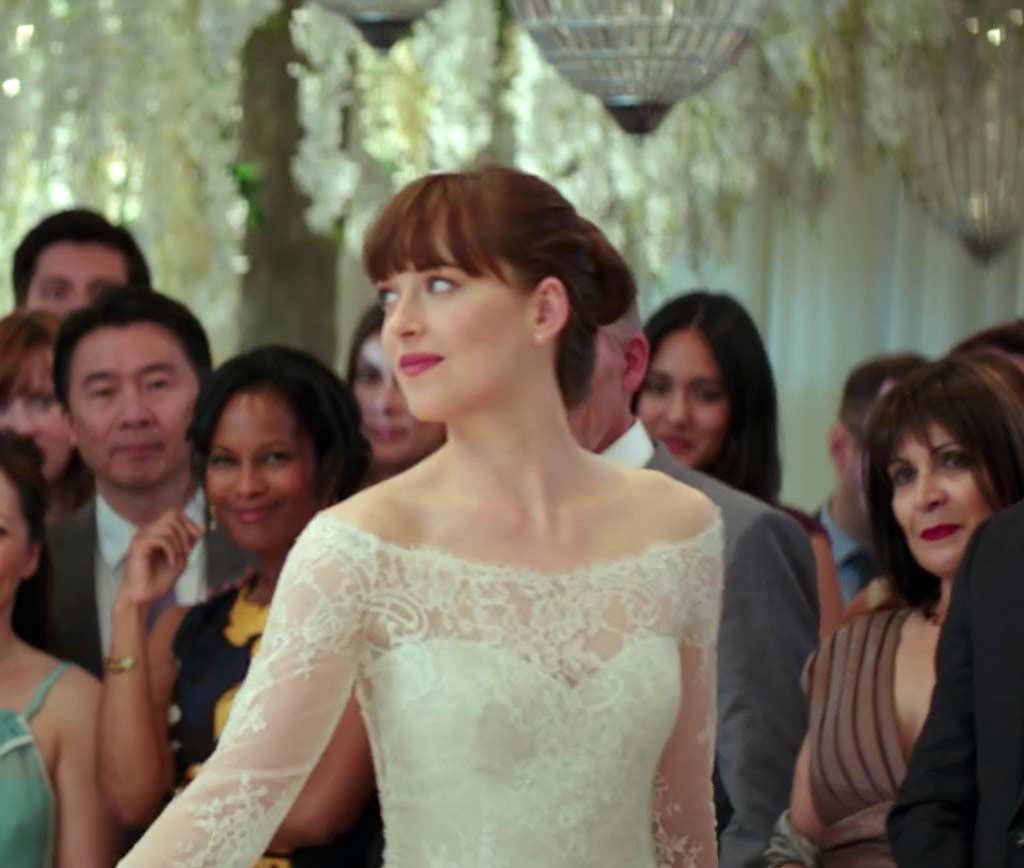 Abiti da sposa nei film