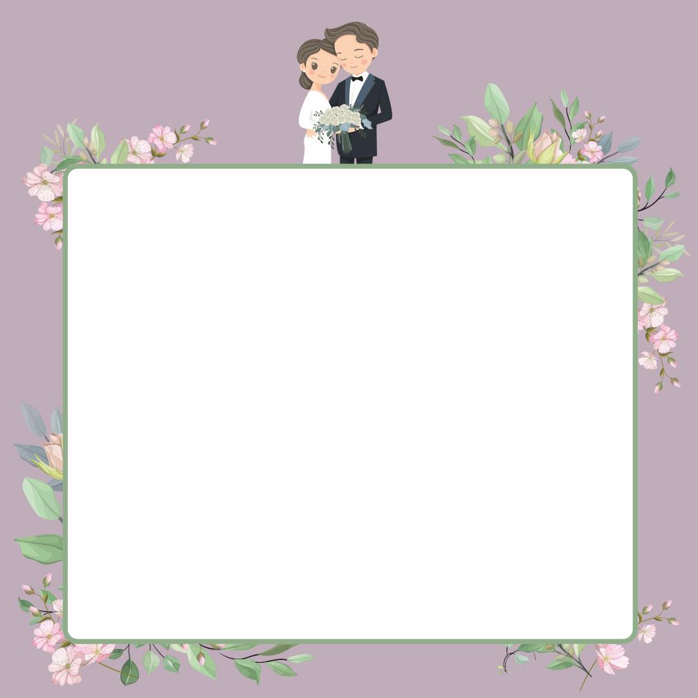 Save the date o Partecipazione di matrimonio gratis